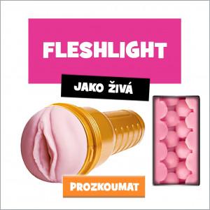 Umělá vagina Fleshlight STU