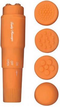 minivibrátor na klitoris Funny Orange
