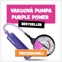vakuová pumpa Purple Power