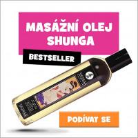 masážní olej Shunga