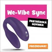 partnerský vibrátor We-Vibe Sync