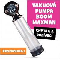 Chytrá vakuová pumpa