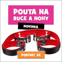 pouta na ruce a nohy