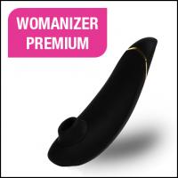 Womanizer Premium podtlakový vibrátor