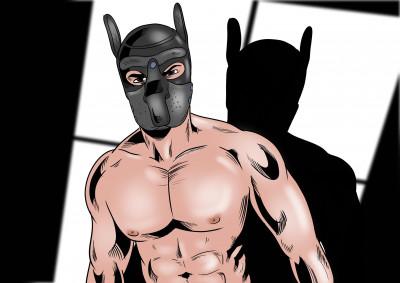 Maska Submissive