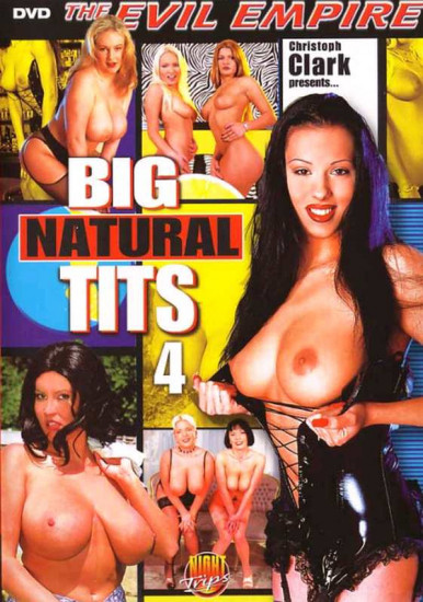 DVD BIG Natural TITS (velká přírodní prsa)