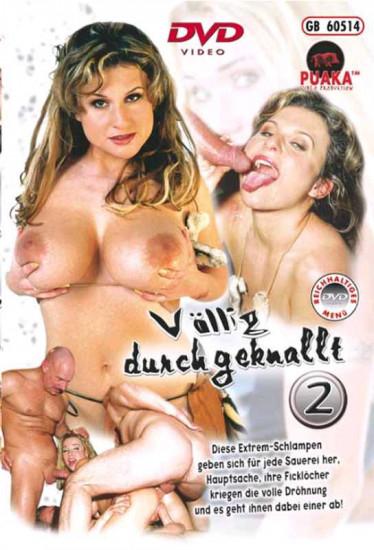 DVD Vollig durchgeknallt (zralé ženy)