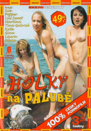 DVD Holky na palubě - české porno