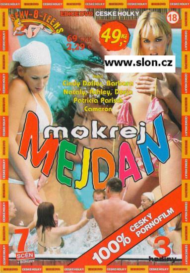 DVD Mokrej mejdan