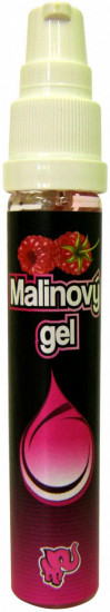 Malinový gel 25 ml