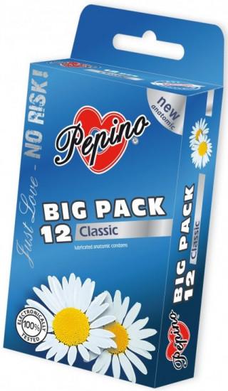 Pepino Classic Big pack – kondomy 12 ks.