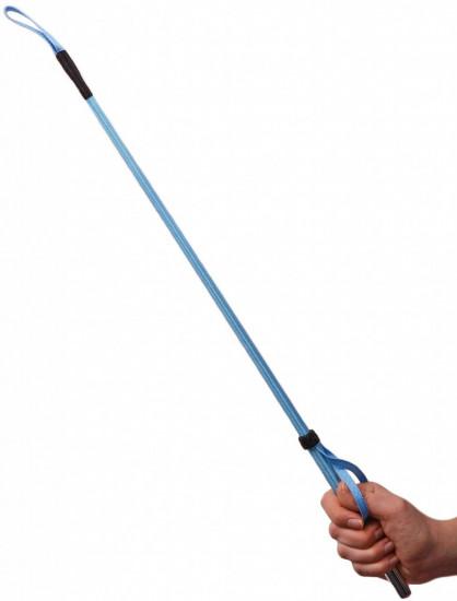 Bičík modrý 60cm.