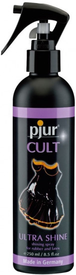 Pjur Cult – sprej na latex a gumu 250 ml