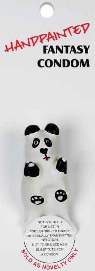 ERCO žertovný kondom PANDA