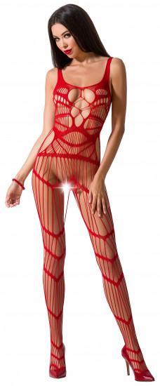 Červený overal Spider Net