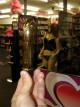 Vibrátor Goldfinger 13 cm