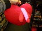 Žertovný polštář velký penis