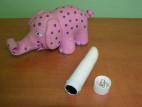 Vibrátor Elephant Finger 13cm