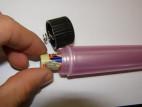 Vibrátor plastový 17 cm