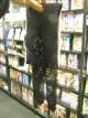 Prádlo ženy Catsuit L-XL (největší) černá