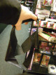 Latexové kalhotky S-L