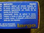 Krém LARGO - prokrvení penisu