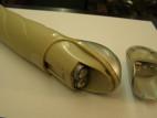 Vibrátor silikonový Sutra béžová 23cm