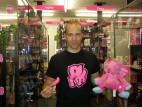 Funky G-spot Pink 12cm