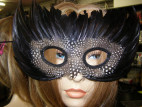 Maska Festival černá