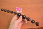 Anální kuličky černé