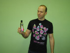 Shunga DESIRE (vanilka) 250ml