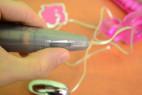Triple Flexi Stimulator - anální připínací penis