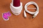 We-Vibe 3 nabíjení USB