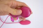 Vibrační vajíčko Naughty Egg