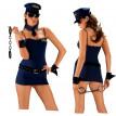Sexy kostým Modrá policistka.