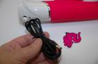 Vibrátor Triple Rabbit - nabíjení USB