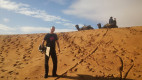 Tričko Slon na Sahaře v Maroku
