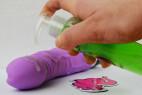 Hřejivý lubrikační gel na Borůvce