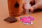 Olej Čokoláda – bez pumpičky