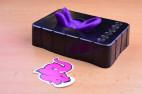 Vibrační kroužek Silicone Rabbit