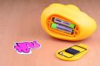 Vibrační kačenka Duckie – s bateriemi