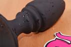 Anální kolík Bullet s přísavkou