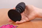 Anální kolík Bullet s přísavkou –  ruce
