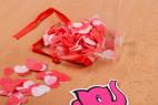 Mýdlové konfety Little Hearts – otevřená krabička