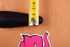 Dvojité dildo Ass Jacker (18 cm) – průměr v nejužší části kolíku
