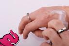Natural lubrikační gel na ruce
