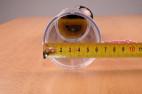Elektrická vakuová pumpa, měření