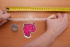 Kroužky Hard Boy, měření