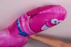 Žertovný balónek ve tvaru penisu – spoj