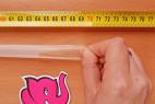 Durex Intense Orgasmic – měříme, jak moc se natáhne